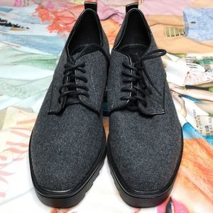 Zara Oxford Lace Up Shoe Size 10 Women's